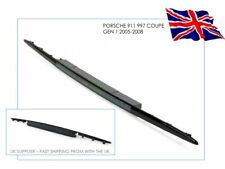 PORSCHE 911 997 - Rear LED 3rd Third Stop Brake Light Lamp - SMOKED LENS - UK