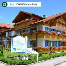 Allgäu 4 Tage Nesselwang Urlaub Landhaus Ohnesorg Appartement Reise-Gutschein