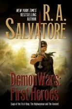DemonWars: First Heroes: The Highwayman and The Ancient (Saga of the First King