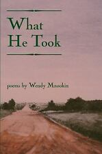 What He Took by Wendy Mnookin Paperback Book (English)