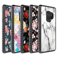 For Samsung Galaxy S9 / Galaxy S9 Plus Case, Heavy Duty Shockproof Bumper Case