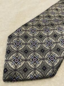 Brand New Super Stylish Tie By JOS A BANK (Signature Gold)