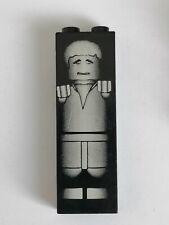 Genuine Lego Star Wars Han Solo in Carbonite Brick Minifigure