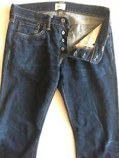 Simon Miller Selvedge M002 Slim Men's Jeans 31 x 34 - Made in USA