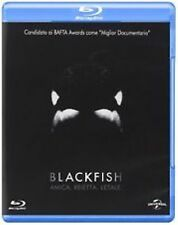 Blu Ray BLACKFISH - (2013) ** Documentario ** ......NUOVO