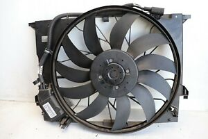Mercedes Benz E63 AMG W211 2007 Front Radiator Fan Assembly A2115001893 J146