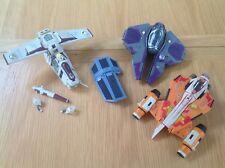 Transformers Star Wars Bundle Job Lot - Spares & Repairs