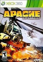 APACHE AIR ASSAULT - XBOX 360 - BRAND NEW FACTORY SEALED Video Game