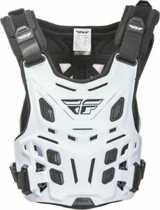 Fly Revel Race Roost Guard MX Enduro OffRoad Dirt Bike Trail Chest Protector