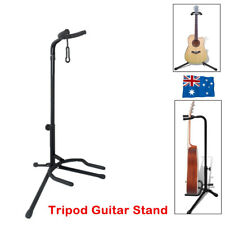 Portable Folding Electric Acoustic Guitar Bass Stand a Frame Floor Rack Holder