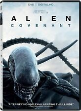 Alien: Covenant (DVD) SHIPS IN 1 BUSINESS DAY W/TRACKING