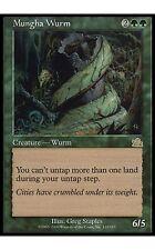 1x Mungha Wurm Prophecy MtG Magic Green Rare 1 x1 Card Cards MP