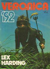 VERONICA 1972 nr. 38 - ZWARTE LOLA / FRITZ THE CAT /LEX HARDING/ISLAND FESTIVAL