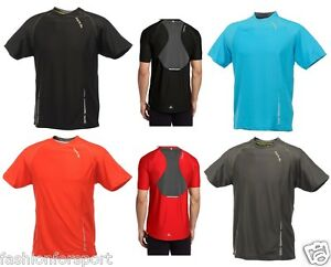 Dare2b Mens Audacious Gym Fitness Running Excercise Training Breathable Top