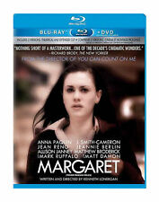 Margaret (Blu-ray/DVD, 2012, 2-Disc Set) Canadian NEW