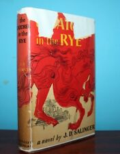 The Catcher in the Rye by J.D. Salinger 1951 Hardcover Grosset & Dunlap Edition
