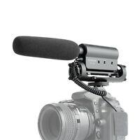 Takstar Professional Stereo Video Shotgun Microphone FR DSLR Cameras/Camcorder