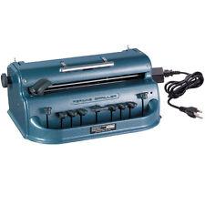 Perkins Electric Brailler - Blue