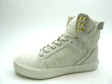 SUPRA SKYTOP OFF WHITE WOMEN SHOES SIZE 8