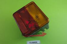 F3-33300939 Fanale Post.  DX / SX Piaggio APE  50 RST - MIX - euro2 - Originale