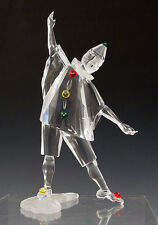 Swarovski Silver Crystal 1999 The Pierrot Brand New In Box with certificate