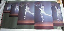 "Michael Jordan Air Jordan Imagination Dunk Poster 38-1/2"" x 21"" Nike"