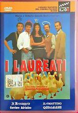 I laureati (1995) DVD Edizione Il Messaggero