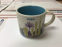 STARBUCKS DUBAI  You Are Here YAH Collection Series 14 oz Coffee Mug 2016