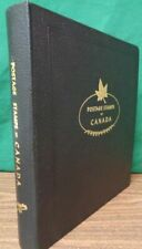 CANADA White Ace Specialized 3-ring binder for stamp collection w/ page turners