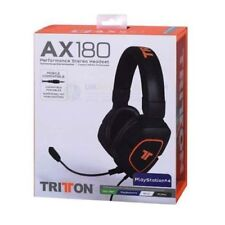 Tritton AX180 Stereo Universal Gaming Headset (Xbox 360/PS3/PS4/Nintendo Wii U)