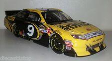 1:24 Scale Action Marcos Ambrose 2012 Dewalt Ford Fusion NASCAR  #9
