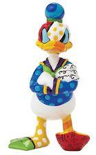 Disney by Romero Britto Donald Duck Miniature Mini Figurine Ornament 8cm 4049375
