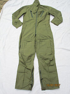 Coverall Aircrew MK14A, oliver Pilotenkombi,Heeresflieger Overall ,Gr. 4