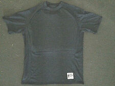 Potomac Field Gear Tactical Shirt with Mesh Panels - DEVGRU/SEAL - Black - Large