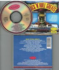 Rock 'N' Roll Greats CD 1988