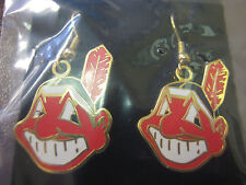 Cleveland Indians Earrings-PSG