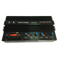 Amplificatore Audio Subwoofer Audio per Amplificatore per Auto Bluetooth a  E9H5