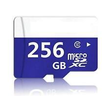 Mobile Phone 256GB MircoSDXC Card C10 165BD Memory Card