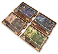 Smonex Wooden Character Box Compatible with Gloomhaven Board Game - 4 pcs