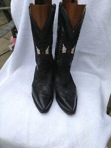 sendra cowboy boots size uk 11