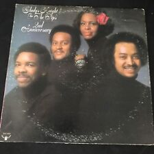 Gladys Knight and the Pips 2nd Anniversary Record Vinyl