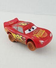 Disney Pixar Cars 3 Crazy 8 Crashers Lightning McQueen Smash & Crash - loose  S2