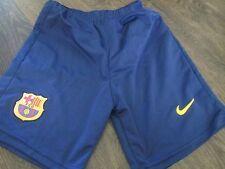 Shorts de fútbol Barcelona 2010-2011 Hogar 14 años de cintura/Bi