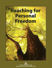 Reaching for Personal Freedom Living the Legacies Workbook, Al Anon Groups NEW