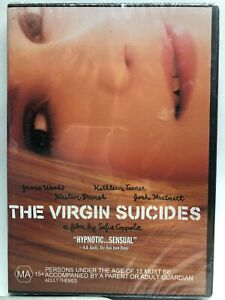 The Virgin Suicides - DVD - AusPost with Tracking