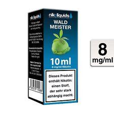 E-Liquid Nikoliquids Waldmeister 8 mg/ml Flasche 10 ml / 87527