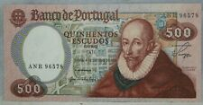 More details for portugal 500 escudos banknote 4.09.1979 p 177a