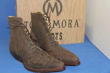 tony mora boots stiefelette westernstiefel leder neu  gr. 43