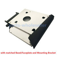 Bezel Bracket 2nd HDD SSD Hard Drive Caddy for Lenovo IdeaPad Y500 Y500N Y510P