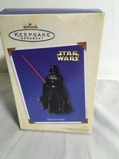Hallmark Keepsake Ornament 2002 Star Wars Darth Vader Collector's Series #6